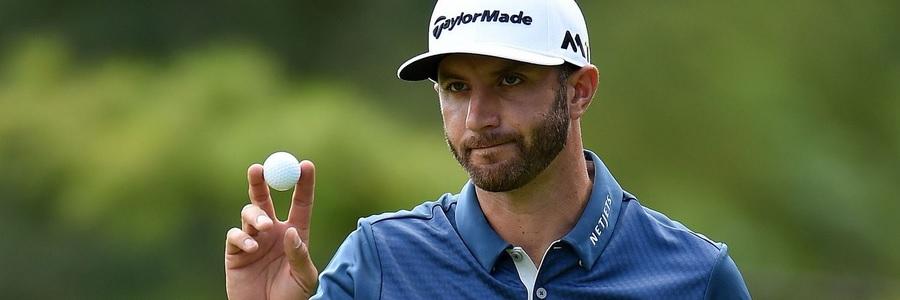 May 31 - PGA Memorial Tournament Odds & Betting Picks