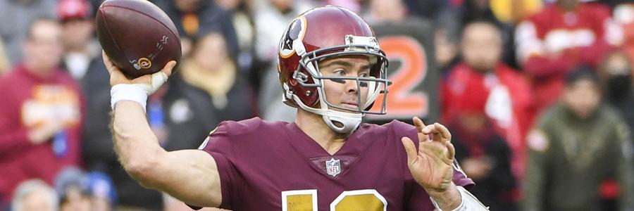 Redskins vs Cowboys NFL Week 12 Thanksgiving Lines