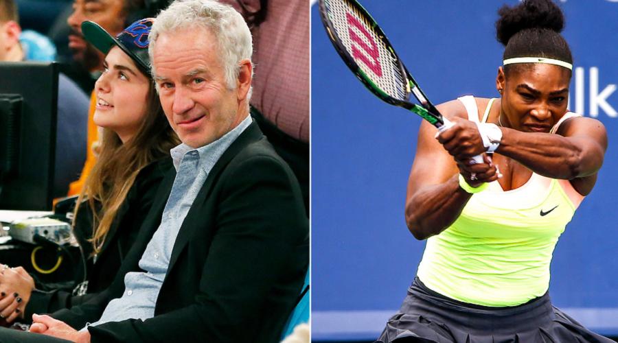 McEnroe vs Williams