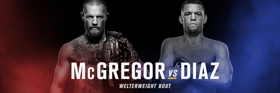Nate Diaz wants a win, only one problem in front, McGregor.