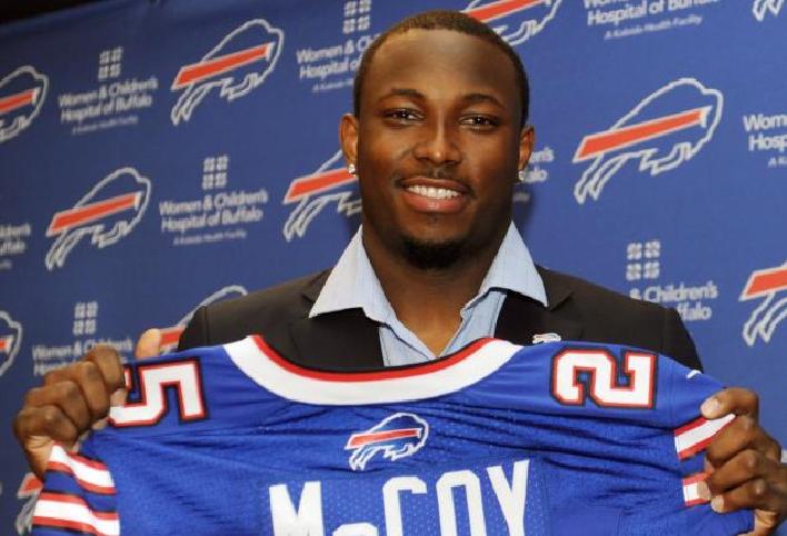 DeSean McCoy 2015 Bills