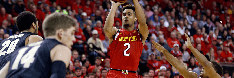 Melo Trimble is the star of a Maryland squad that has struggled recently.