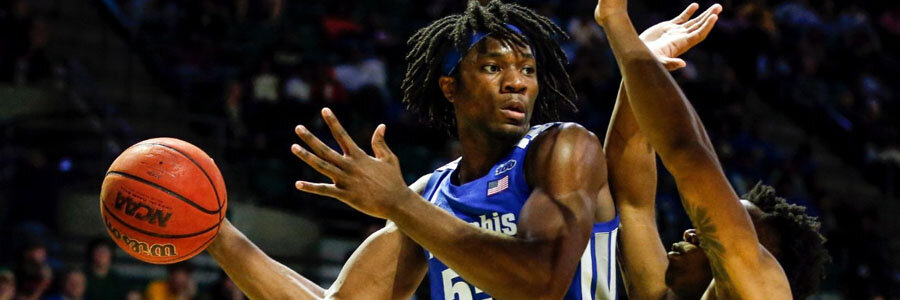 Memphis vs Tennessee 2019 College Basketball Spread & Game Preview.