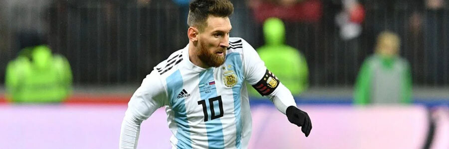 Once again, Lionel Messi and Argentina are among the favorites at the 2018 World Cup Odds.