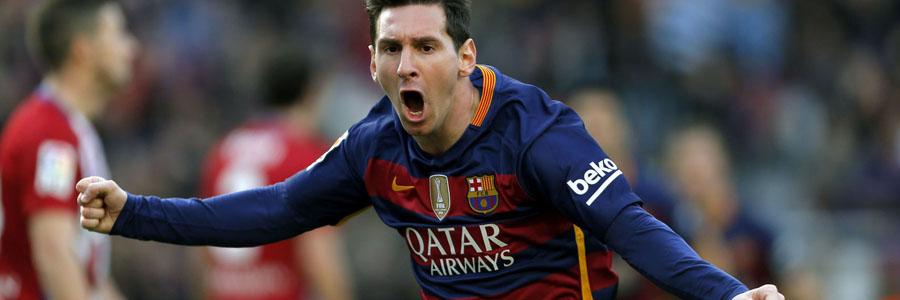 Expert Soccer Betting Preview & Pick: FC Barcelona vs. Atletico Madrid