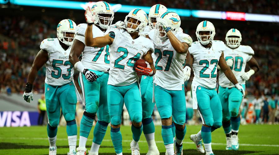 Miami Dolphins td