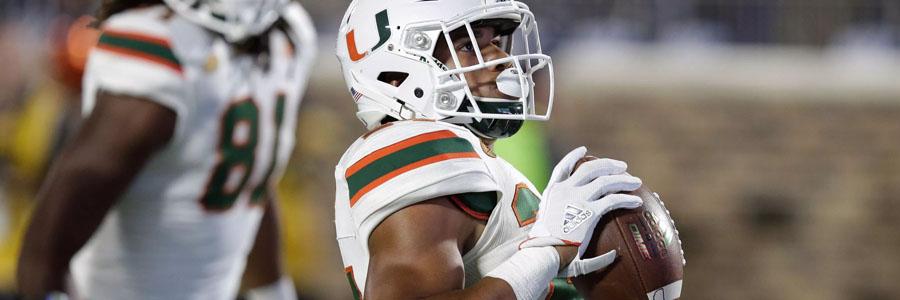 Miami vs Toledo College Football Week 3 Lines & Prediction.