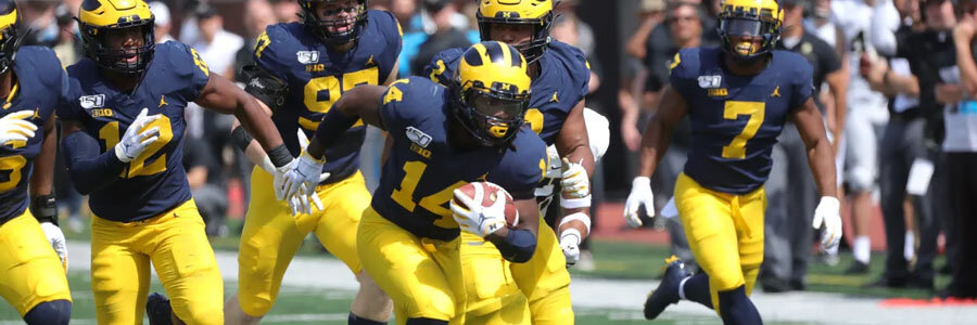 Michigan vs Wisconsin 2019 College Football Week 4 Betting Lines & Prediction.