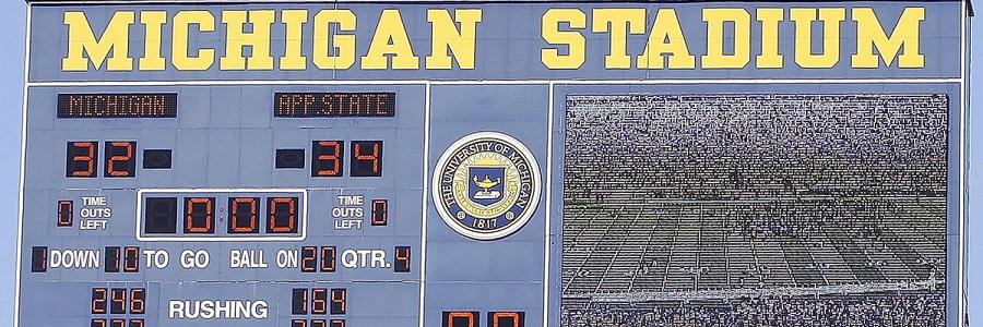 Michigan vs App
