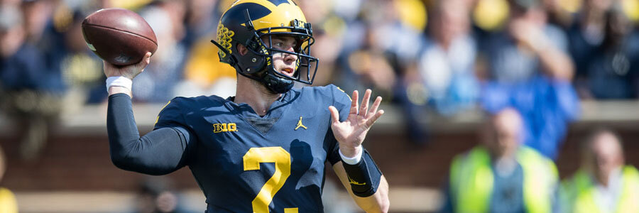 Rutgers vs Michigan should be a good one for the Wolverines.