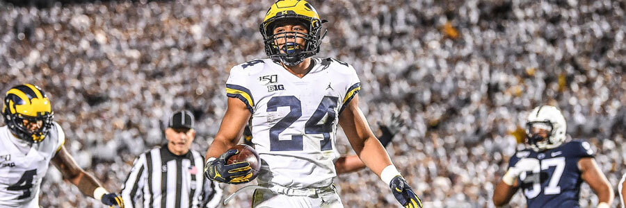 Notre Dame vs Michigan 2019 College Football Week 9 Odds, Preview & Pick.