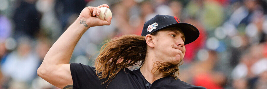 Mike Clevinger MLB Awards Odds & Analysis For 2020 Season