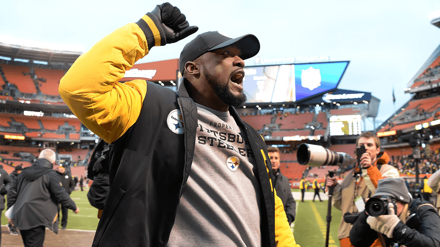 Mike Tomlin even with a wild card team can deliver championship worthy results.