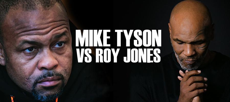 Mike Tyson Vs Jones Jr Boxing Lines - Who Wins on Nov. 28th