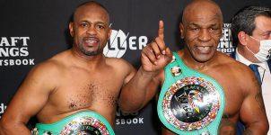 Mike Tyson Vs Jones Jr. Fight Recap - Boxing Lines