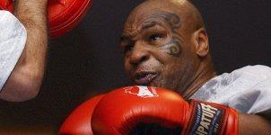 Mike Tyson Vs Roy Jones Jr - Boxing Lines