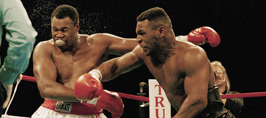 Mike Tyson Vs Roy Jones Jr. Top 3 Techniques - Boxing Lines