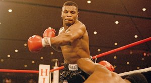 Mike Tyson's Peek-A-Boo Style - Boxing Lines