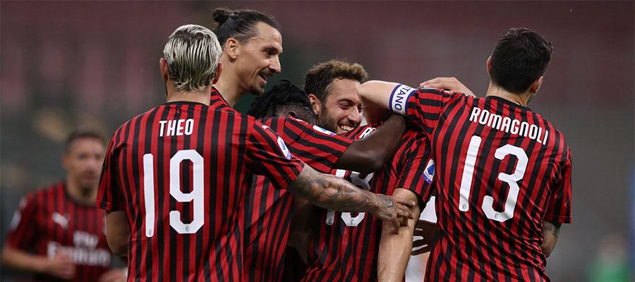 Milan Vs Sassuolo Matchday 35 - Serie A Odds & Picks