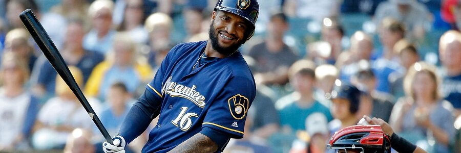 Milwaukee Brewers 2017 MLB Divisional Odds