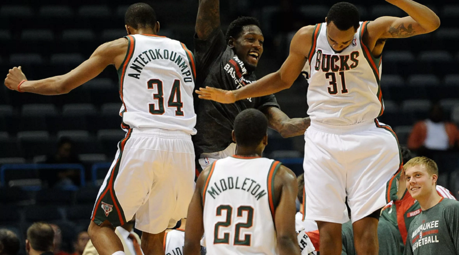 Milwaukee Bucks NBA Mybookie Sportsbook