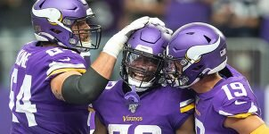 Minnesota Vikings Odds After Free Agency Week 1