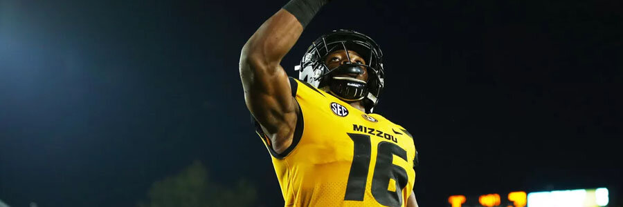 Missouri at Florida NCAA Football Week 10 Odds & Game Preview.