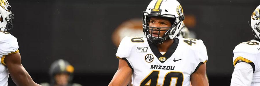 Missouri vs Kentucky 2019 College Football Week 9 Odds & Expert Analysis.