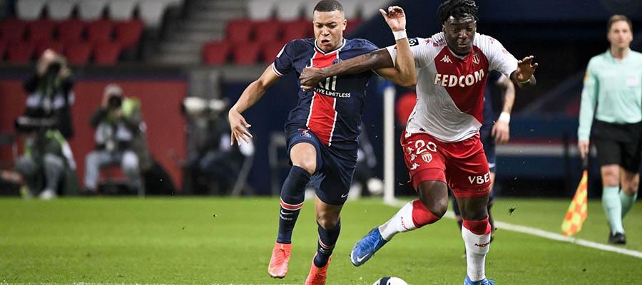 Monaco Vs PSG Betting Odds - 2021 Coupe de France Final