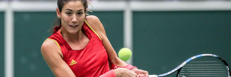Garbine Muguruza is one of the Tennis Betting favorites to win 2018 Wimbledon.