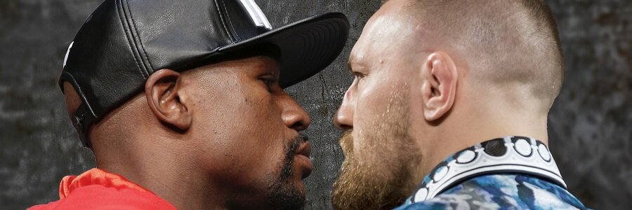 MyBookie.ag Conor McGregor vs Floyd Mayweather Boxing Odds
