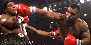 Myke Tyson's Left Hook Analysis - Boxing Lines
