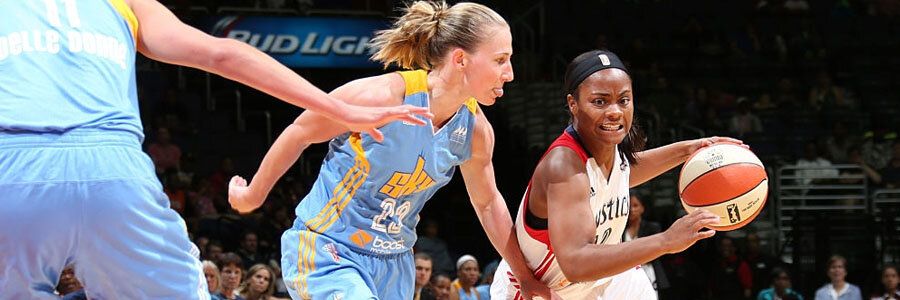 The Mystics shouldn't be one of your WNBA Betting picks of the week.