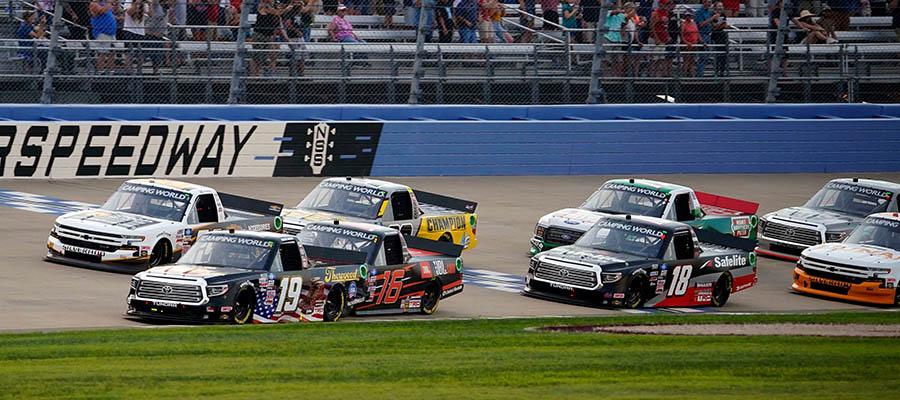 NASCAR 2021 CRC Brakleen 150 Betting Predictions