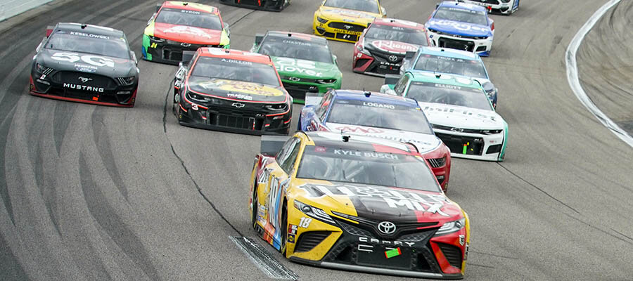 NASCAR 2021 Goodyear 400 Betting Odds & Picks