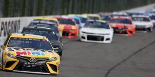 NASCAR 2021 Jockey Made in America 250 Betting Odds