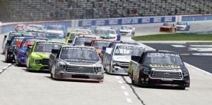 NASCAR 2021 Rackley Roofing 200 Betting Odds & Picks