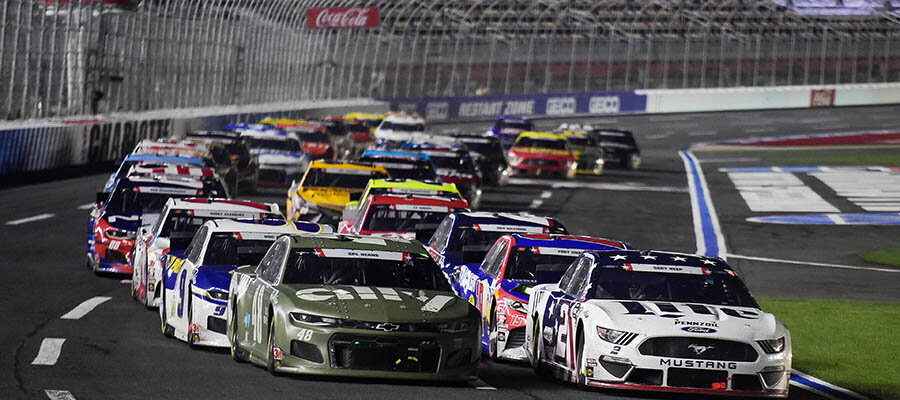 NASCAR 2021 Toyota Save Mart 350 Betting Odds & Predictions
