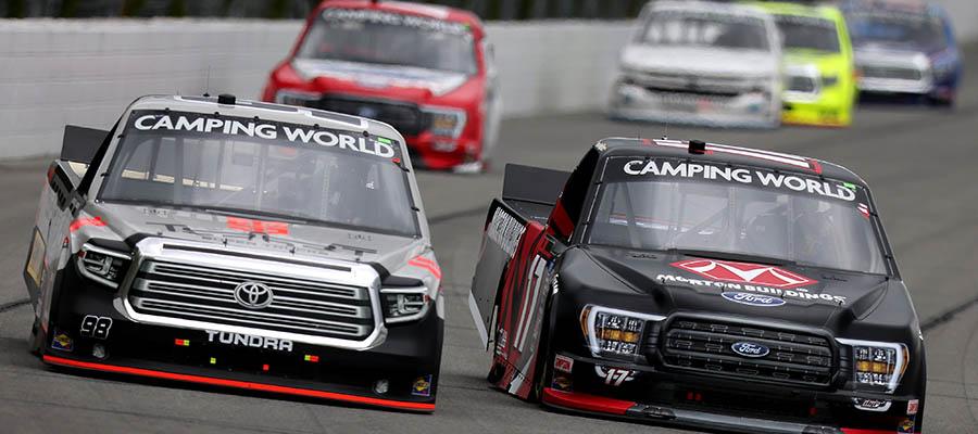 NASCAR 2021 United Rentals 176 Betting Analysis & Prediction