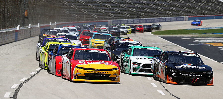 NASCAR Betting - Kansas Lottery 250 Odds