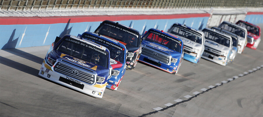 NASCAR Betting - Kansas Speedway 200 Odds