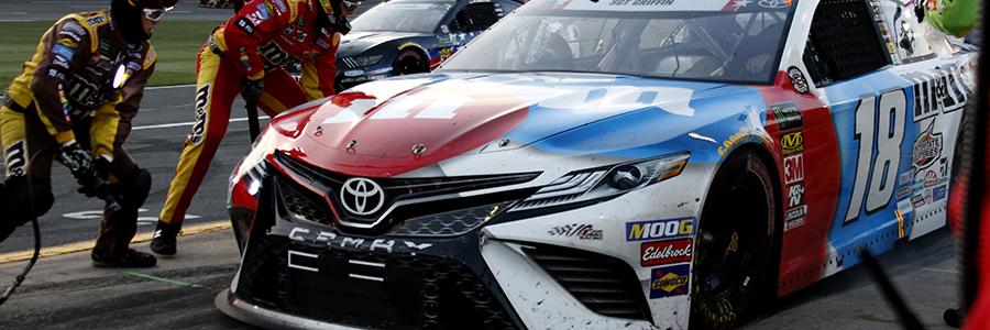 NASCAR Cheddar's 300 presented by Alsco
