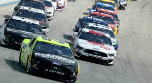 NASCAR Cup Series - 2021 Drydene 400 Betting Odds