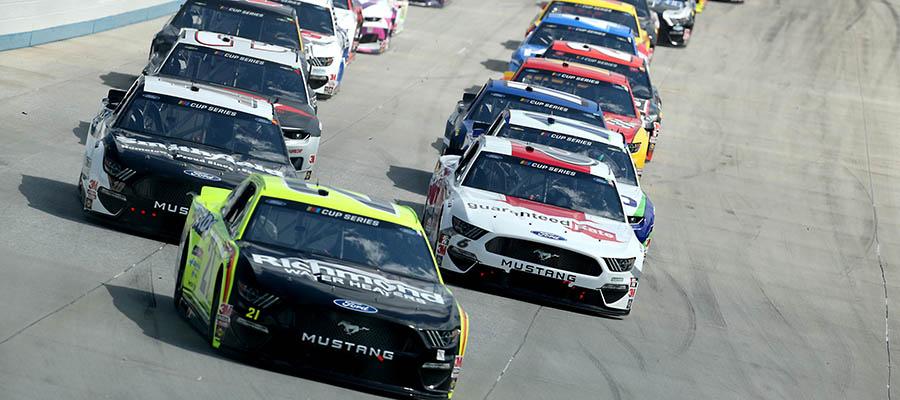 NASCAR Cup Series - 2021 Drydene 400 Betting Odds