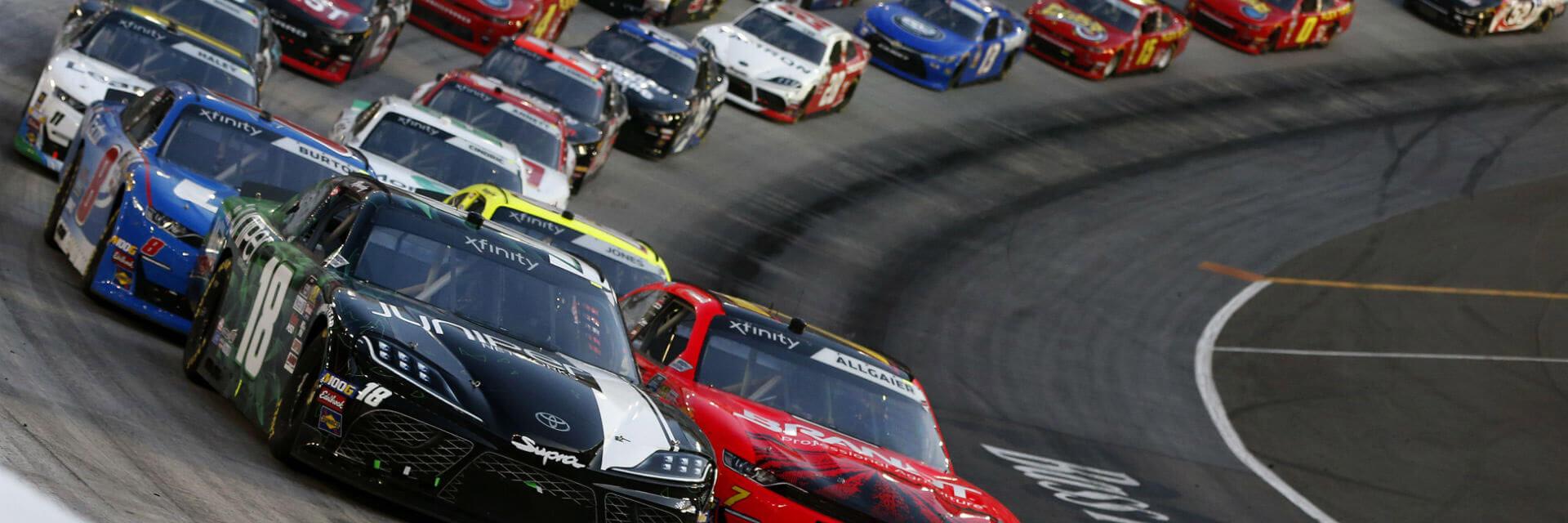 NASCAR EchoPark 250