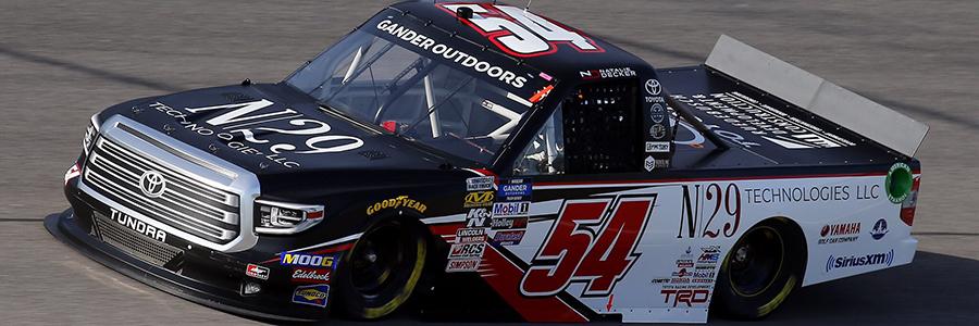 NASCAR North Carolina Education Lottery 200