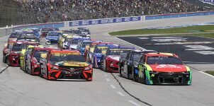 NASCAR Odds to Win the Cup Series Championship