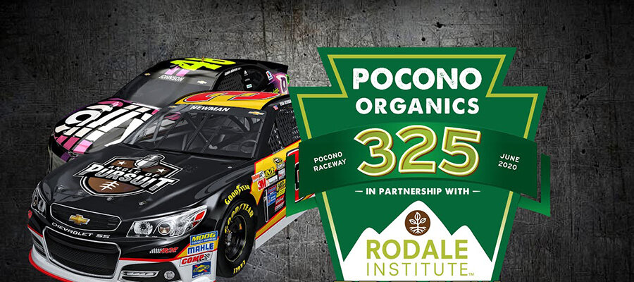 NASCAR Pocono Organics 325