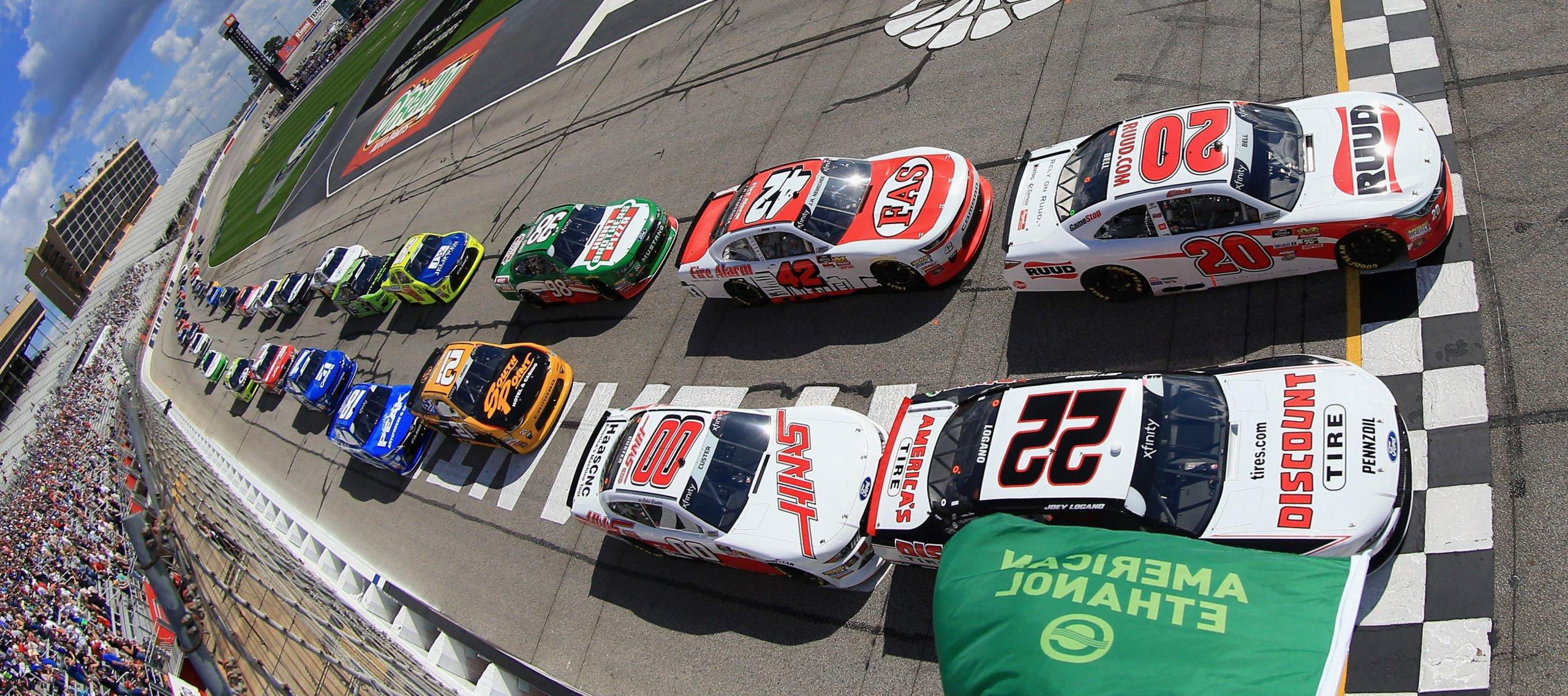 NASCAR Xfinity Series Hooters 250