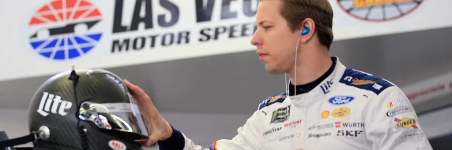 The First Data 500 Betting Odds for Brad Keselowski are good.
